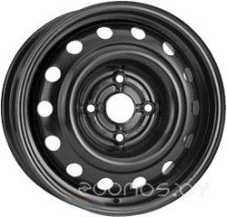 Magnetto Wheels Wheels 15002 6x15/4x100 D60 ET40 Black