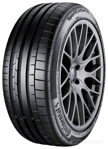 Continental SportContact 6 265/35 R22 102Y